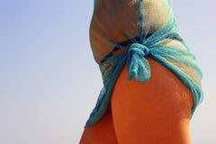 Hüftenmädchen oder -frauen Stockbilder
