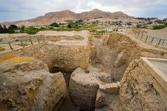 Hügel Jericho Stockbilder
