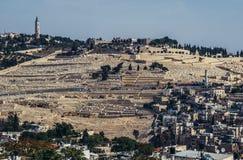 Hügel in Jerusalem lizenzfreies stockbild