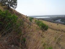 Hügel Kalar Kahar Lizenzfreies Stockbild