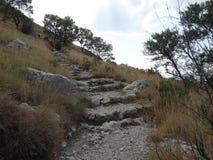 Hügel Kalar Kahar Stockbilder