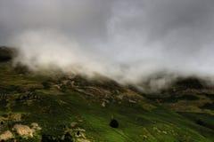 Hügel am See-Bezirk Großbritannien Stockfoto