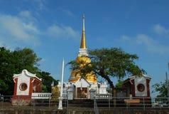 Hügel-Tempel Lizenzfreie Stockfotos