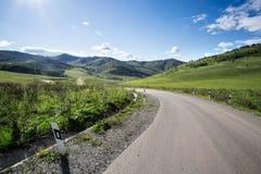 Hügel und Berge von Altai Lizenzfreie Stockfotografie