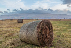Hügel von Brecon erleuchtet Nationalpark Lizenzfreie Stockfotografie