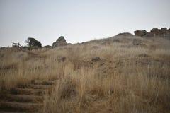 Hügel von San Francisco Lizenzfreie Stockfotos