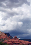 Hügel von sedona Lizenzfreie Stockbilder