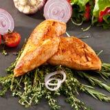 Hühnerbrust Stockbilder