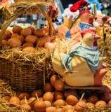 Hühnerei Stockfoto