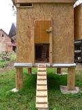 Hühnerhaus Lizenzfreie Stockbilder