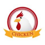 Hühnersymbol Stockfotos