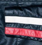 Hülse einer Lederjacke Lizenzfreie Stockfotos