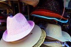 Hüte Stockfoto