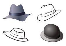 Hüte alt Stockbilder