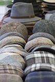 Hüte der Männer stockbild