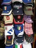 Hüte für Verkauf lizenzfreies stockfoto