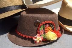 Hüte I stockbilder
