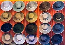 Hüte reichlich Lizenzfreie Stockbilder
