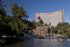 Hüten Sie Insel-Kasino, Las Vegas Stockfoto