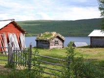 Hütte Stockfotografie