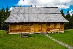 Hütte Lizenzfreies Stockfoto