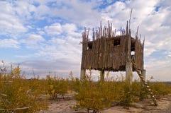 Hütte der Abdeckung Lizenzfreies Stockbild