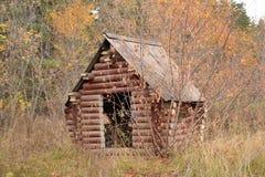 Hütte für Entspannung Lizenzfreie Stockfotos