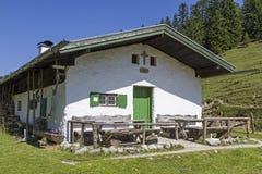 Hütte Kotalm Lizenzfreies Stockbild