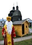 Hütte von St_Nicholas_4 Lizenzfreie Stockfotos