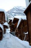 Hütten stockbilder