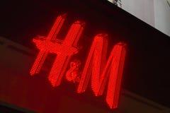 H&M Immagine Stock