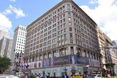H & van M Warenhuis in Herald Vierkant, NYC Stock Afbeelding