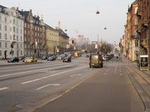 H.C. Andersen boulevard, Copenhagen Stock Photos