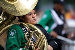 H-E-B Thanksgiving Day Parade 2018 royalty free stock photos