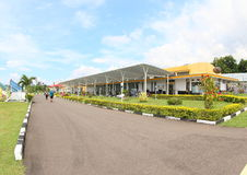 H. Hasan Aroeboesman Airport royalty free stock photography