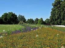 H?henpark bonito Killesberg em Estugarda em Alemanha foto de stock royalty free