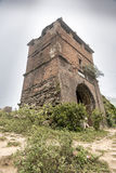 Hải Vân Quan Tower. Hải Vân Quan tower sits on the top of the Cloud Pass.it issituated where the road reaches its high point through the mountains to Stock Images