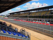 24H LE MANS RACE 2016. 24H Le MANS RACE  for qualifying session 2016 15th june Stock Photos