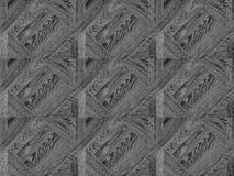 H?lzerner Plankenhintergrund der Schwarzweiss-Beschaffenheiten lizenzfreie stockfotografie