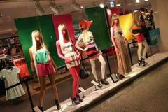 H&M κατάστημα ενδυμάτων Στοκ εικόνα με δικαίωμα ελεύθερης χρήσης