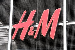 H and M Royalty Free Stock Photos