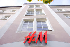 H&M Fotografie Stock