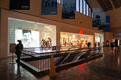 H&M bij Unie Post Stock Foto's