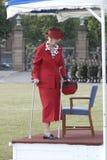 H M królowa MARGRETHE II Zdjęcia Stock