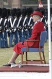 H M królowa MARGRETHE II Zdjęcie Royalty Free