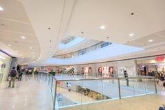 H&M-lager på SM Megamall på September 9, 2017 i Manila, Filippinerna Arkivbild