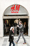 H&M Man Imagenes de archivo