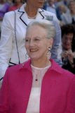 H.M.The QUEEM MARGRETHE alla SERATA DI INAUGURAZIONE Fotografie Stock Libere da Diritti