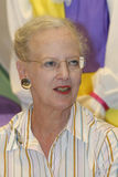 H.M.The QUEEM MARGRETHE II OF DENMARK Stock Photo