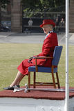 H.M.The Queen Margrethe II Royalty Free Stock Photos